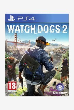 Watch Dogs 2 For Play Station 4