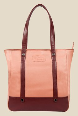 Lomond LM08 Pink And Maroon Shoulder Bag