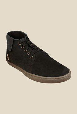 US Polo Assn. Norton Dark Brown Sneakers