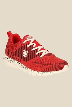 Lee Cooper Red Running Shoes