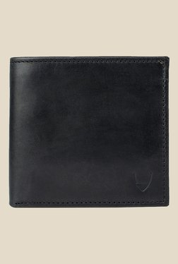 Hidesign Ee 017Sc Black Leather Wallet