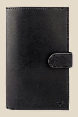 Hidesign Ee 229-1041 Black Leather Wallet