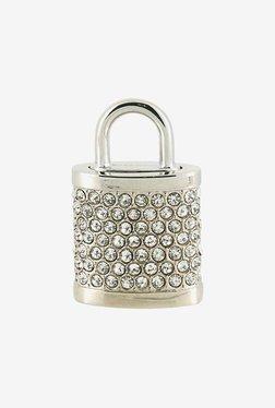 Microware Lock Shape 16 GB Pen Drive (Silver)