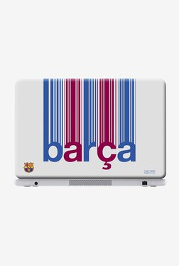 """Barca Decoded Laptop Skin For 12"""" Laptops"""