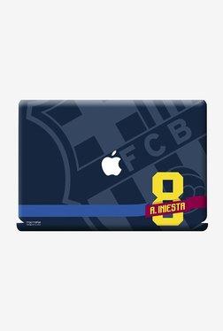 """Classic Iniesta Laptop Skin For Macbook Pro 15"""" (Non Retina)"""