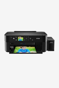 Epson L810 38 Ppm Multifunction Photo Printer (Black)