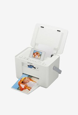 Epson Picturemate PM245 Color Inkjet Printer (White)