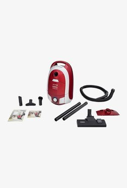 Eureka Forbes Vogue Dry Vacuum Cleaner (Red/Silver)