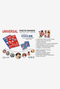 Oddy PG-180 A4 Universal Instant Photo Paper