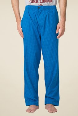 Liberty Blue Checks Pyjama