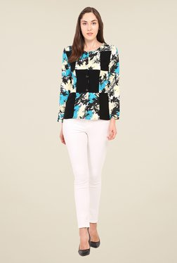 Instacrush Multicolor Printed Jacket