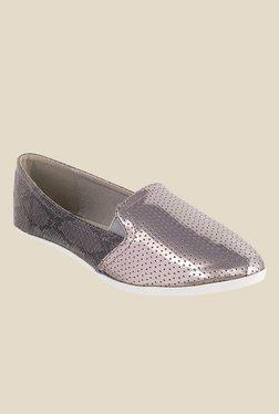 Mochi Gun Metal Casual Shoes
