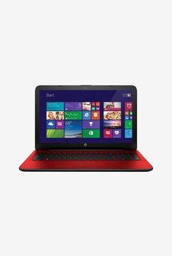 HP 15-ac049TU 39.62 cm Notebook (Intel Core i3, 1 TB) Red