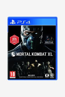 Mortal Kombat XL Game for PS4
