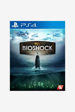 BioShock The Collection Game for PS4