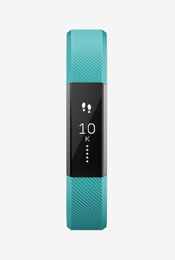 Fitbit Alta Fitness Tracker, Large (Teal)