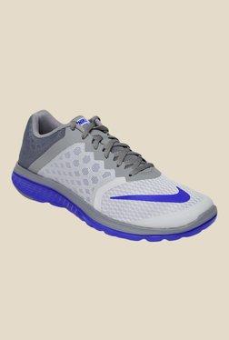 32597fd8cbe7 Nike Fs Lite Run 3 Grey   Blue Running Shoes. View More. Price- ₹ 6
