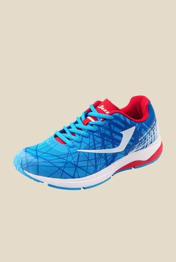 Jazba Neoride Xtr Race Blue & Red Running Shoes