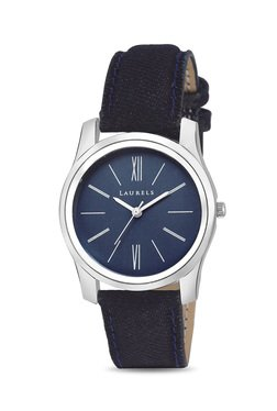 Laurels Lo-Orc-030307 Orchid Analog Watch For Women