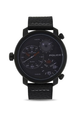 Police PL14500XSB02J Mamba Analog Watch For Men