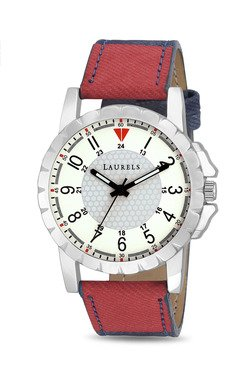 Laurels Lo-Sports-201 Sports Analog Watch For Men