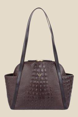 Hidesign New York 01 SB Brown Leather Shoulder Bag