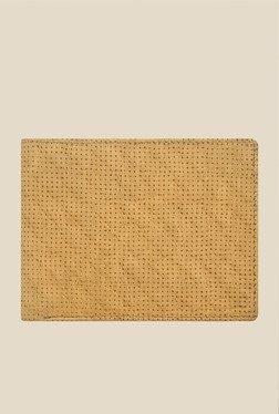 Laurels Dexter Tan Textured Wallet