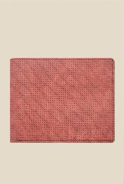 Laurels Dexter Red Textured Wallet - Mp000000000899644
