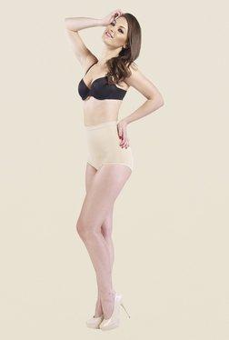 Swee Daisy Low Waist Nude Solid Shapewear