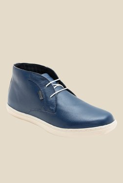 Red Tape Navy Chukka Boots