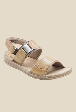 Red Tape Light Tan Back Strap Sandals
