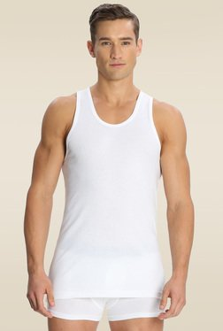 Jockey White Classic Undershirt Pack of 2 - 8822