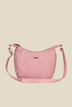 Lavie Dover Pink Hobo Sling Bag - Mp000000000916579