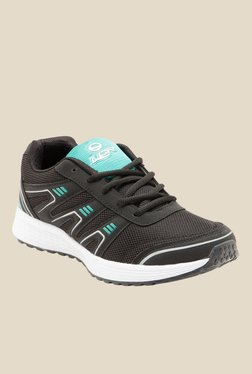 Lancer Malaysia Black & Turquoise Running Shoes