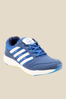 Lancer Cuba Royal Blue & White Running Shoes