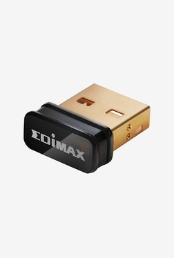 Edimax N150 Wi-Fi Nano USB Adapter (Black)