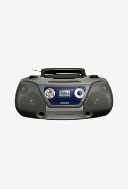 Philips AZ1852 MP3 CD SoundMachine (Grey)