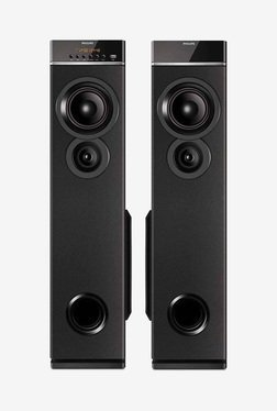Philips SPT6660 2.0 Tower Speaker (Black)