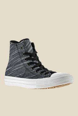 Converse Chuck Taylor All Star Black Ankle High Sneakers
