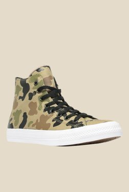 Converse Chuck Taylor All Star Beige & Black Sneakers
