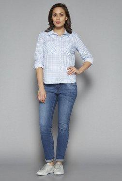 LOV By Westside Light Blue Ace Shirt