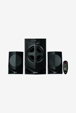 Philips MMS2030F 2.1 Multimedia Speakers (Black)