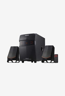 Philips MMS2550F 2.1 Multimedia Speakers (Black)