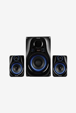 Philips MMS2580B 2.1 Bluetooth Multimedia Speakers (Black)