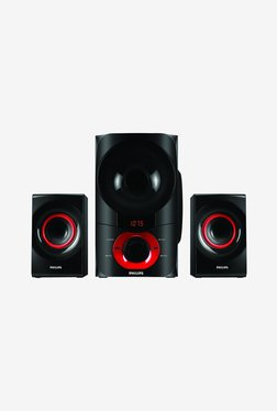 Philips MMS6060F 2.1 Multimedia Speakers (Black)