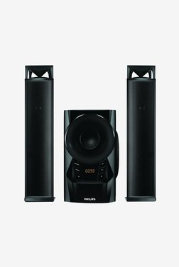 Philips MMS6200 2.1 Multimedia Speakers (Black)