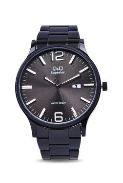 Q&Q S250-422NY Samurai Analog Watch For Men