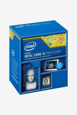 Intel 3.4 GHz Quad Core I5-4460 Processor