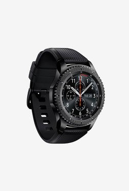 Samsung Gear S3 Frontier Smartwatch Large Band (Black)