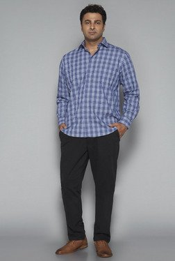 Oak & Keel by Westside Blue Relaxed Fit Shirt